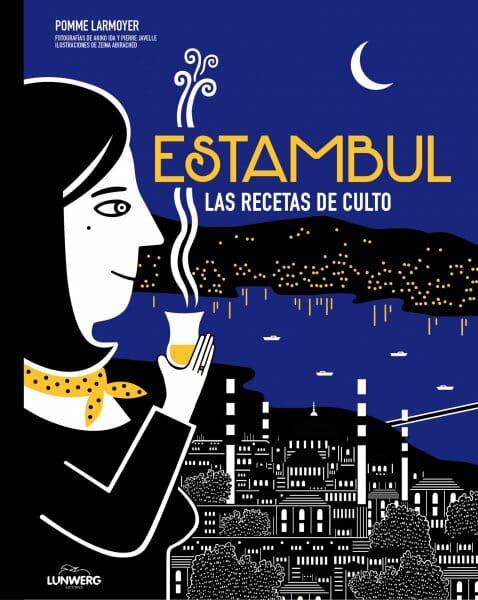 Portada libro Estambul