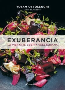 Portada de Exuberancia, la vibrante cocina vegetariana