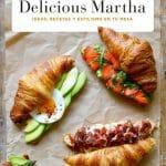 Delicious Martha: ideas, recetas y estilismo en tu mesa