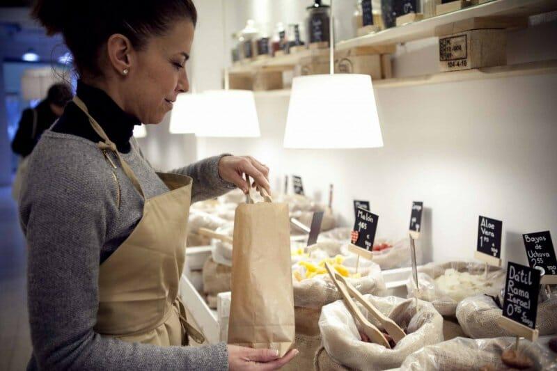 Compras a granel: tiendas que apuestan por el consumo responsable, ecológico y 'slow'