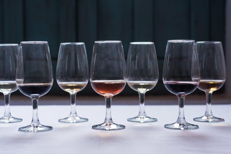 El vinagre se cata en copa