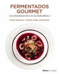 Portada de Fermentados Gourmet: los fundamentos de la Paleodieta