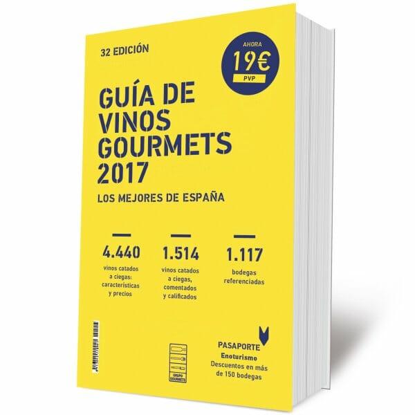 guía de vinos Gourmets 2017