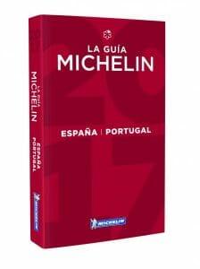 Portada de La Guía Michelin 2017