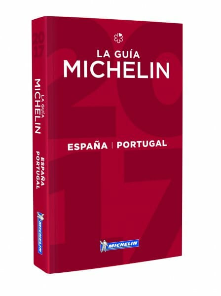 La Guía Michelin 2017