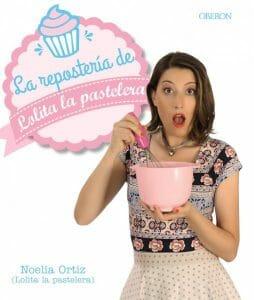 Portada de La repostería de Lolita la pastelera