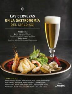Portada de Las cervezas en la gastronomía del siglo XXI