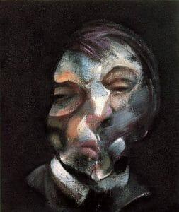 Autoretrato de Francis Bacon