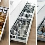 La felicidad después del orden… en la cocina
