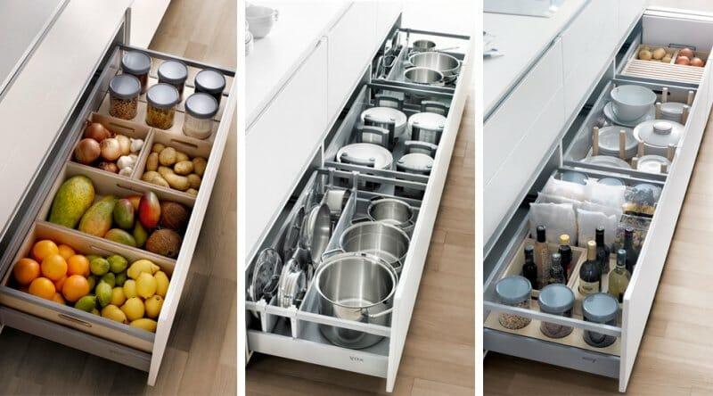 Pon en orden tu cocina tras las vacaciones comer - Orden en la cocina ...