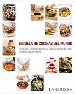 Portada de Escuela de cocinas del mundo