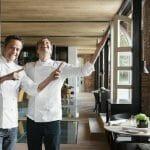Dos Cielos Madrid: cocina mediterránea en un entorno excelente