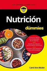 Portada de Nutrición para dummies