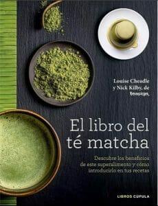 Portada de El libro del té matcha