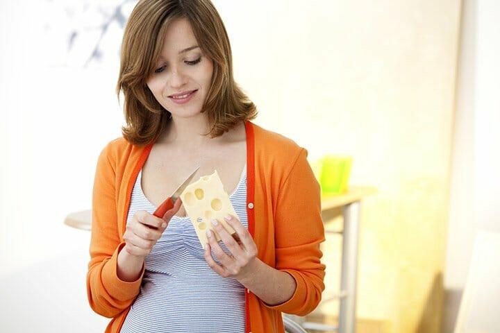 Los 10 mejores quesos para embarazadas