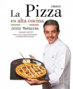 Portada de La Pizza es alta cocina