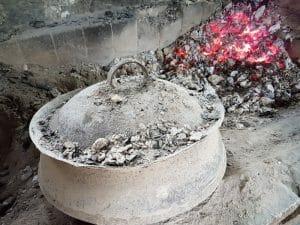 Cocinando peka