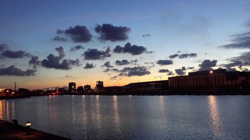 Luz de Dunkerque