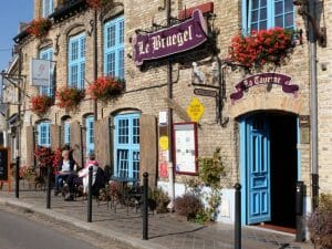 Restaurante Le Bruegel en Berges