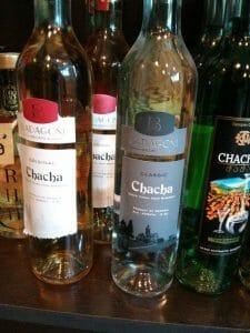 Tienda de vinos en Tiblisi
