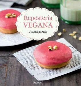 Portada de Repostería Vegana
