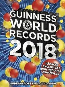 Portada de Guinness World Records 2018