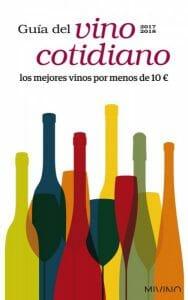 Portada de Guía del vino cotidiano 2017-2018