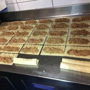 Los canelones, el plato típico de Cataluña de origen italiano