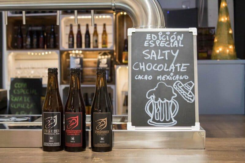 Cervezas Enigma, ahora también en el Mercado de Vallehermoso de Madrid