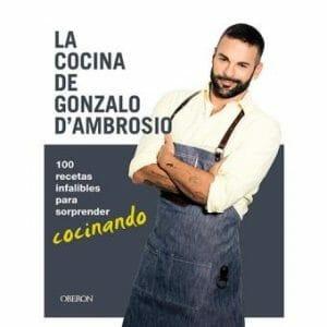 Portada de La cocina de Gonzalo D'Ambrosio