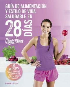 Portada de Guía de alimentación y estilo de vida saludable en 28 días