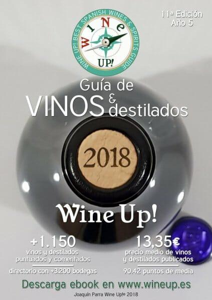 La guía Wine Up! 2018 confirma la excelente relación calidad-precio de los vinos españoles
