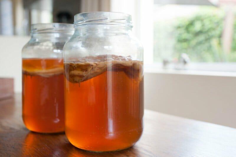 El té Kombucha, la bebida milenaria