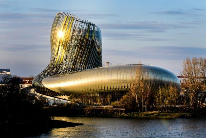 Bordeaux:la Ciudad del Vino, más que un museo