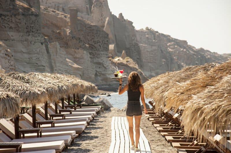 Los mejores chiringuitos y restaurantes de playa de las islas griegas