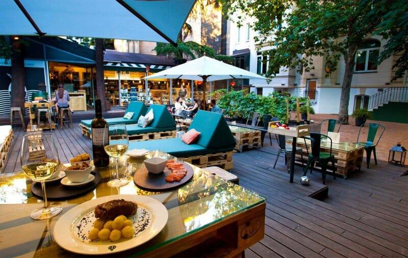 10 terrazas muy 'foodies' para comerte el verano en Madrid