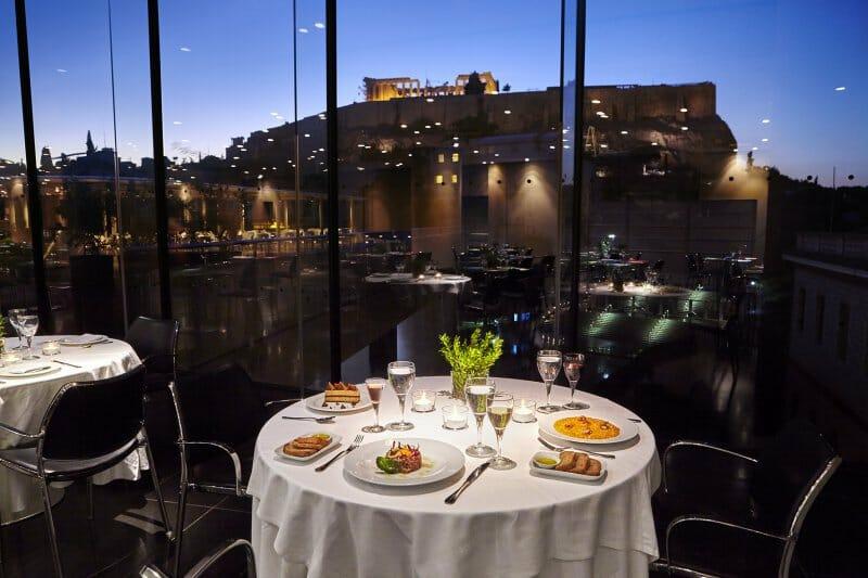 Los restaurantes y cafeterías con más encanto de los museos de Atenas