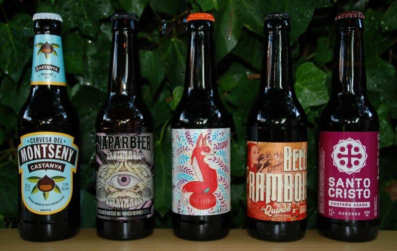 Cervezas otoñales, un deleite sensual con sabor y colorido