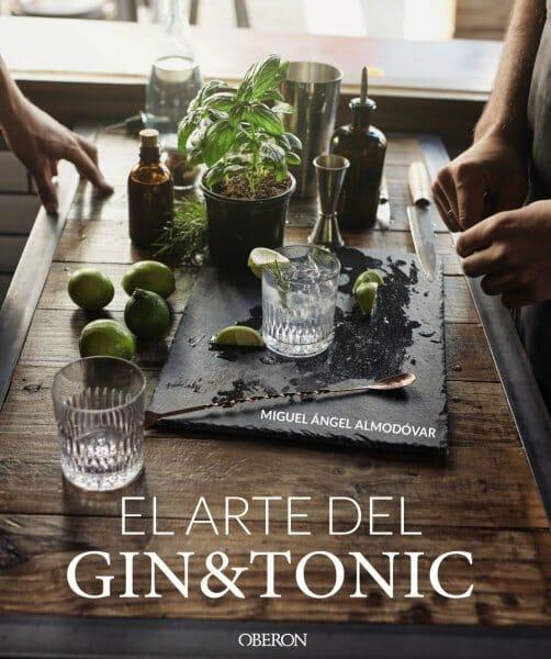 libro El arte del gin Tonic