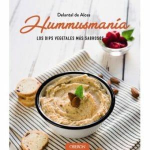 Portada de Hummusmanía: los dips vegetales más sabrosos