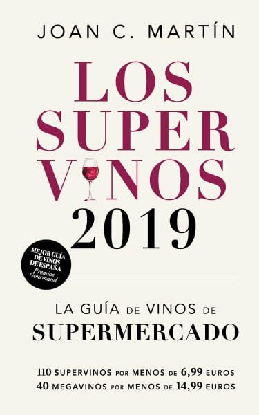 Libro los supervinos 2019