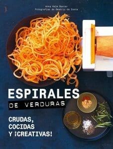 Portada de Espirales de verduras