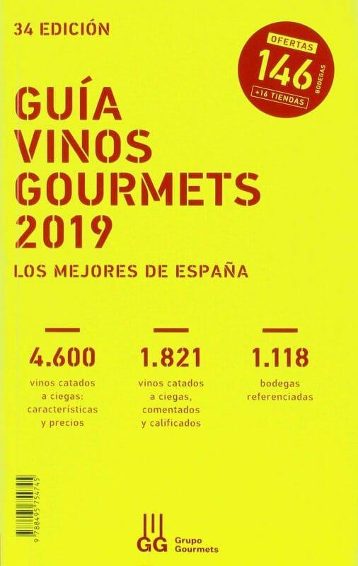 Guía vinos Gourmets 2019