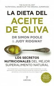 Portada de La dieta del aceite de oliva