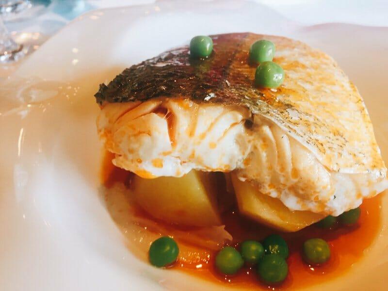 Dónde comer un buen pescado en Madrid: 12 restaurantes que te gustarán