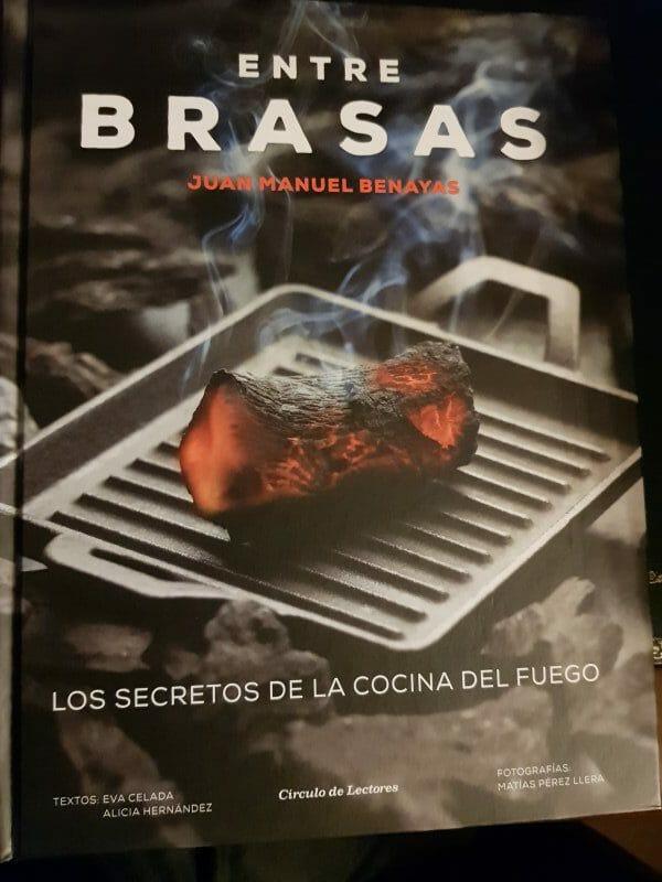 Libro Entre brasas Circulo Lectores