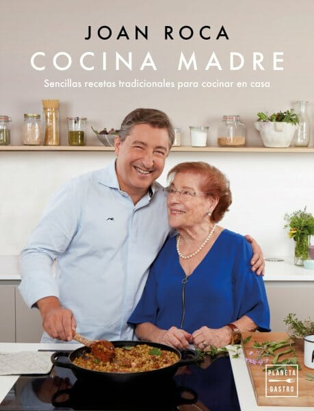 Libro cocina Madre