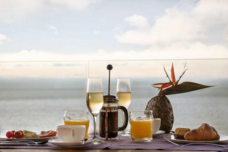 Hotel Bohemia Suites & SPA: cocina mediterránea y máxima relajación