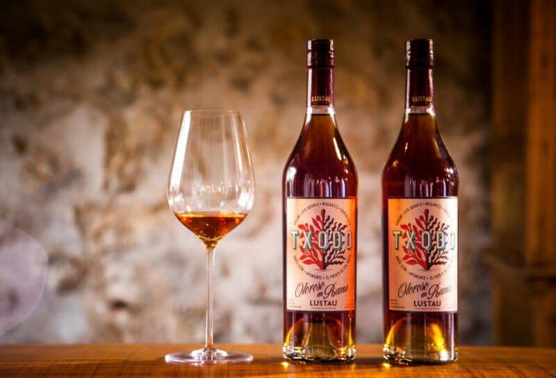 Txodo, el nuevo vino fruto de la simbiosis de Aponiente y Mugaritz