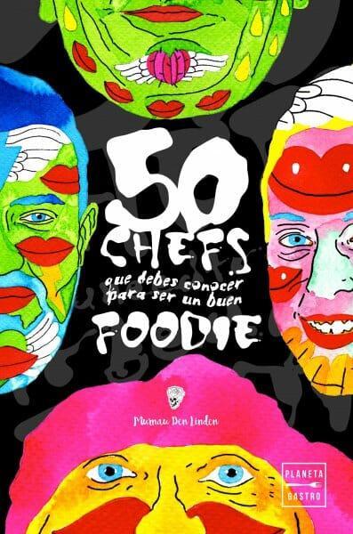 50 chefs libro